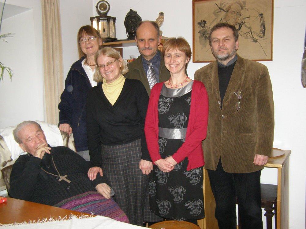 Bractwo u ks. bpa W. Świerzawskiego