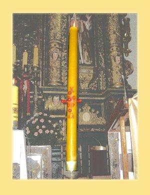 Paschał w kościele św. Marka Ewangelisty w Krakowie